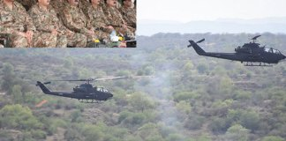 Pakistan Army, Air force conduct joint exercise in Jhelum