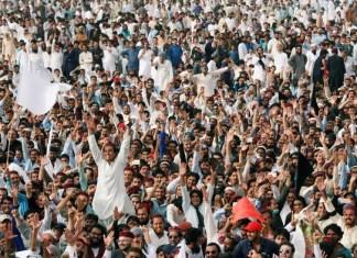 Seeking rights for Pashtuns, PTM organizes huge gathering