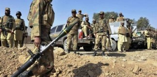 Three soldiers injured in IED blast in Miran Shah