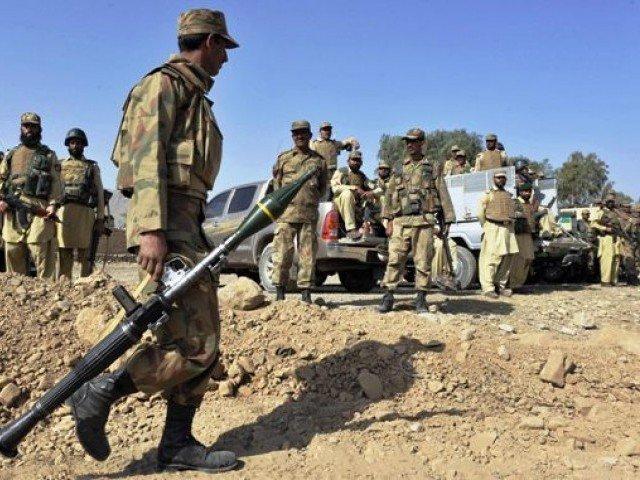 Three soldiers injured in IED blast in Miran Shah