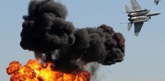 Syrian state media says U.S. struck army base