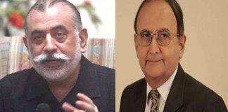PTI proposes Nasir Durrani, Prof. Hassan Askari for caretaker CM Punjab