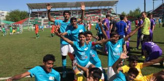 Pakistan to face Uzbekistan in Street Child Football World Cup final today