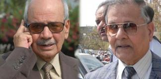 Asghar Khan case: Aslam Baig, Asad Durrani appear before FIA probe committee