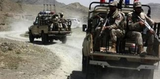 Security forces kill four terrorists in Awaran | Khyber News
