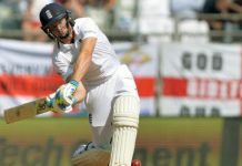 England 235-6, lead by 56 runs against Pakistan