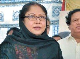 Money laundering case: Faryal Talpur's interim bail extended till Sept 4