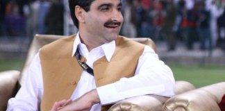KP govt withdraws Manzoor Afridi's name for caretaker CM