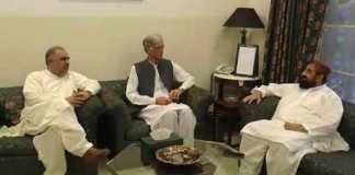 CM Khattak, Lutfur Rehman meeting today to name caretaker KP CM