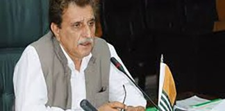 India using chemical weapons against Kashmiris: AJK PM