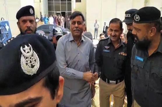 ATC indicts Rao Anwar in Naqeeb Mehsud murder case