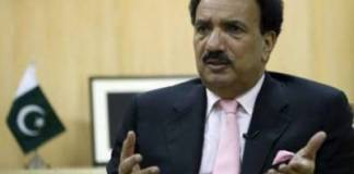 Rehman Malik for taking opposition on board on all issues