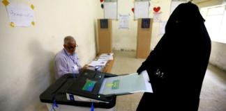 Iraqis vote in first election since defeating Islamic State