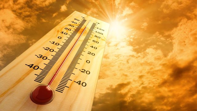 Hot, dry weather to prevail in most parts of country