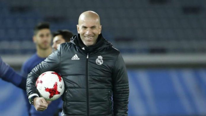 Real Madrid coach Zinedine Zidane drops quit bombshell