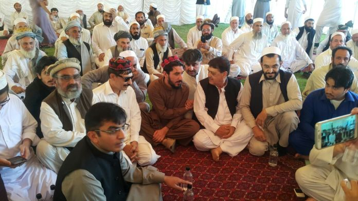 Govt committee, PTM leaders to hold jirga on July 1