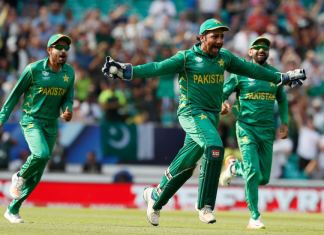 Pakistan cricket team to leave for Zimbabwe today