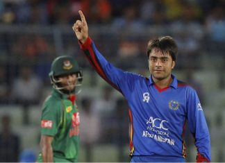Khan's four- wickets haul helps Afghanistan clinch T20 series