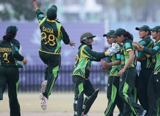 Pakistan beat Sri Lanka in Women's T20 Asia Cup