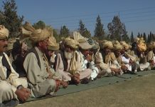 Tribal elders assure full support to forces for maintaining peace in South Wazristan