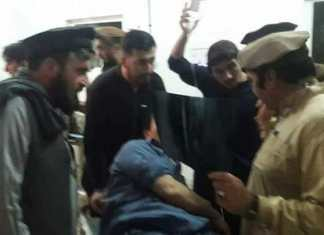 2 killed, over 20 injured as alleged extremists open fire at PTM workers in Wana