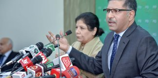 Nawaz, Maryam to be placed on ECL after their return: Information Minister