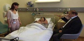 Nawaz's wife Kulsoom Nawaz regains consciousness
