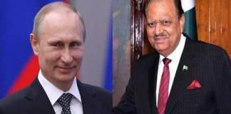 Pakistan, Russia agree to enhance economic ties