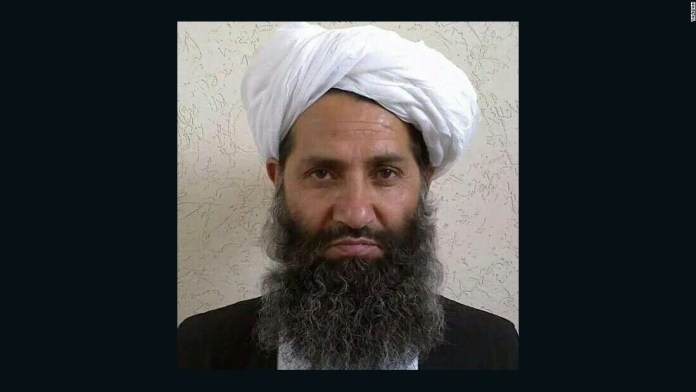 Afghan Taliban chief calls for direct talks with US