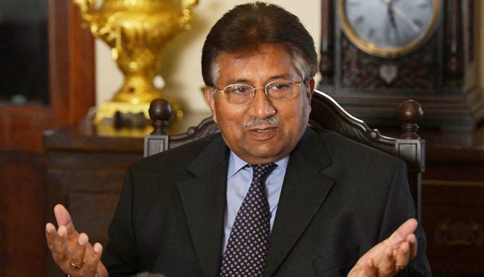 NRO case: SC assures Musharraf of not arresting till court appearance