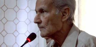 Awami Tehreek Party founder Rasool Bakhsh Palijo passes away