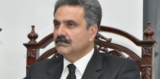 Justice Yahya Afridi sworn in as SC judge