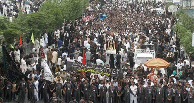 Youm-e-Ali being observed amid heightened security