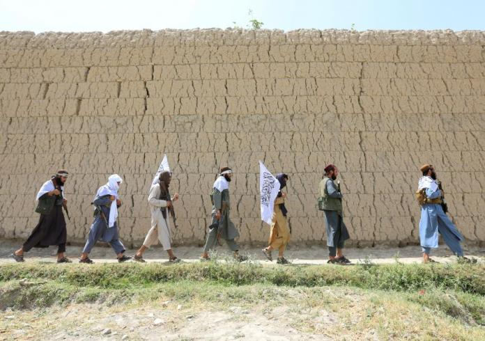 Taliban roaming Afghan cities at will, raising fears amid Eid euphoria
