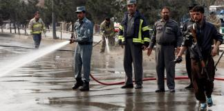 Two dead in militant attack on Afghan govt office: officials