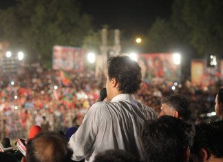 Imran Khan vows to reform police department after assuming power