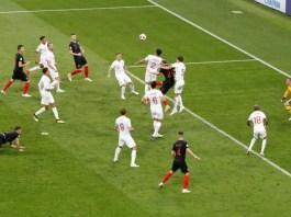 Croatia beat England 2-1 in World Cup semi-final