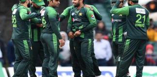 Pakistan crush Zimbabwe by 131 runs in fifth ODI