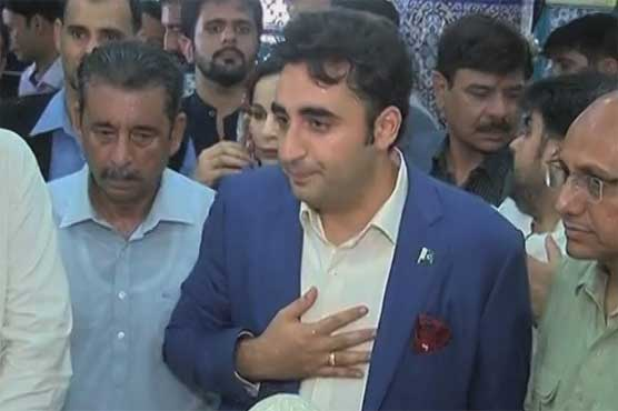 Show-cause notice sent to Bilawal for violating code of conduct in Lyari
