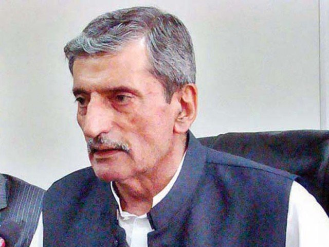 ANP's Ghulam Bilour concedes defeat, says Imran popular among masses