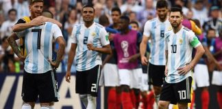 Russia hope for World Cup miracle after Messi, Ronaldo exit