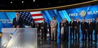 Trump allies push for Iran regime change