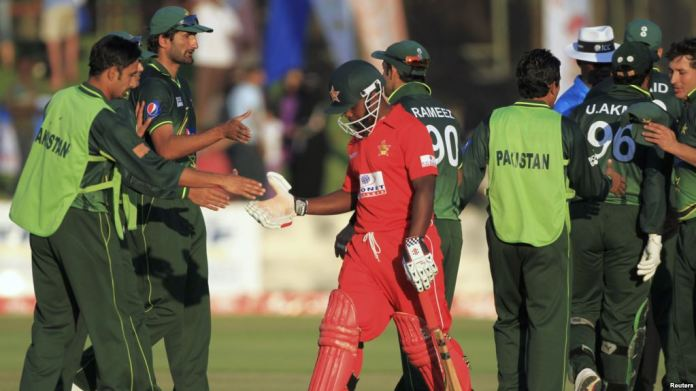 Pakistan take on Zimbabwe in T20 tri-series opener today
