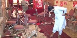 ANP leader Haroon Bilour among 20 killed in Peshawar blast