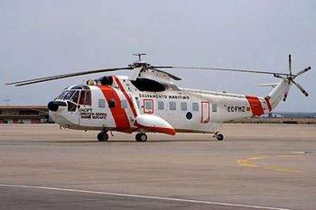 Two injured as helicopter crash-lands at Bacha Khan airport