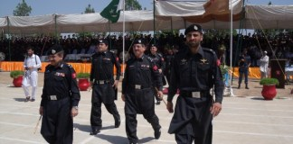 Federal govt. renders 86 FC platoons to Khyber Pakhtunkhwa