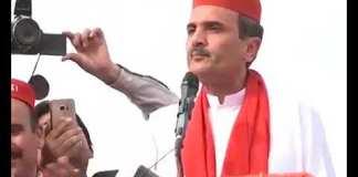 Haider Hoti accuses PTI of emptying KP kitty