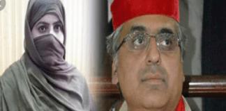 Haroon Bilour's widow returns compensation cheque