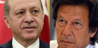 Turkish President congratulates Imran Khan on election victory