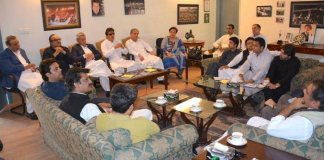 PTI consultations underway to form governments at centre, Punjab